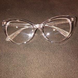 Clear Eyeglasses